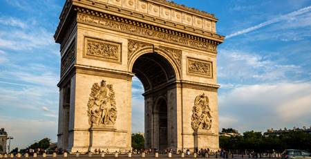 Hotel Arc de Triomphe Champs Elysees Paris
